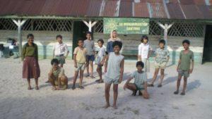 10 Anak kampung jenius yang digambarkan dalam film Laskar Pelangi