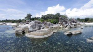 Pantai Tanjung Tinggi masuk dalam jajaran tujuh pantai terindah di dunia versi Majalah Vogue