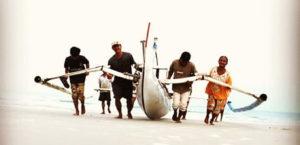 Budaya Unik Belitung – Nyungsong Kater alias Ngambat Kerisi