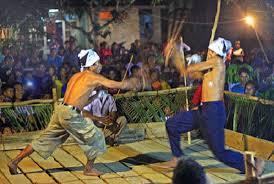 Budaya Unik Belitung - Beripat Beregong