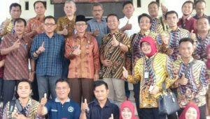 Selama tiga hari 12-15 April 2018, Pemkab Sragen melalui Bagian Humas berkesempatan menggelar studi banding ke Pulau Belitung di Provinsi Bangka Belitung