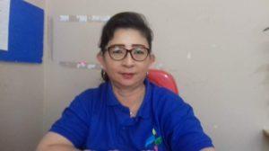 Kabid Kebudayaan Dinas Kebudayaan dan Pariwisata (Disbudpar) Belitung Timur Linda Theodore.