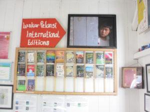 Napak tilas novel Laskar Pelangi karya Andrea Hirata yang fenomenal itu