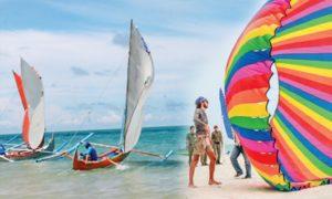 Banyak potensi pariwisata di pantai serdang yang belum dikembangkan