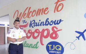 Kepala Bandara H.A.S. Hanandjoeddin Anies Wardhana