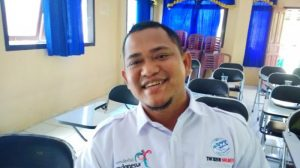 Ketua DPD ASPPI Bangka Belitung Agus Pahlevi.