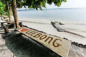 Pulau Leebong.