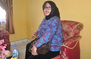 Ketua BP Geopark Pulau Belitung, Dyah Erowati