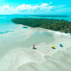 Pulau Leebong Belitung Ikon wisata baru yang menawan hati