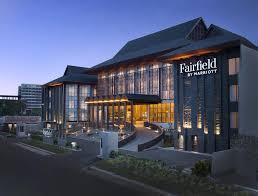 Hotel Fairfield Marriott Hotel belitung