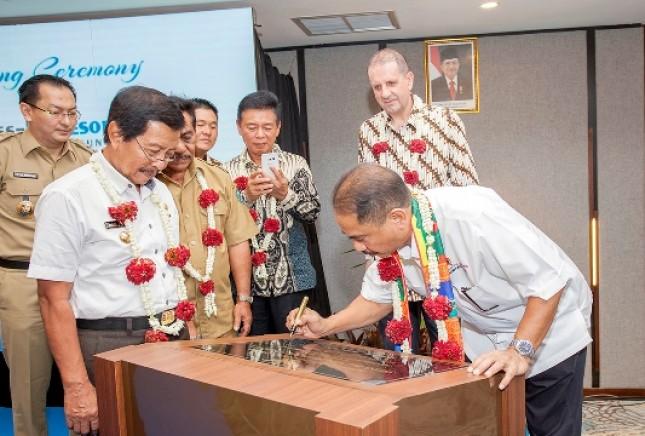 Menpar AY resmikan Swiss-Belhotel Belitung