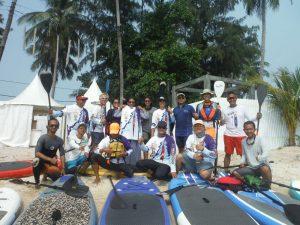 Belitung akan menjadi tuan rumah lomba paddle International