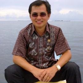 Pemilik Pulau Leebong, yang juga Anggota DPD RI, Tellie Gozelie