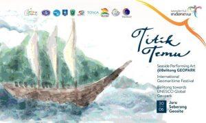 Festival Geomaritim di Belitung