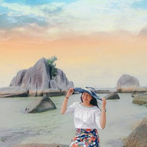 Pantai Tanjung Kelayang | www.instagram.com