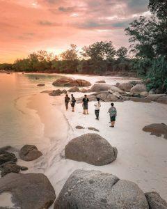 Pantai Penyabong | www.instagram.com