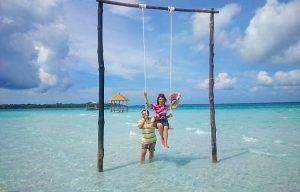 Pulau Leebong salah satu tempat romantis di Pulau Belitung. www.kulinerwisata.com