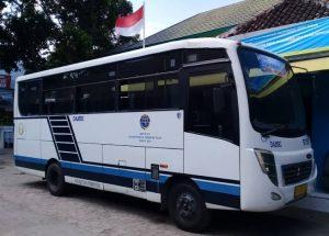Masing-masing kawasan membutuhkan delapan armada Bus Feeder di Belitung